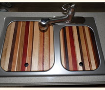 Rv and Boat Cutting Board