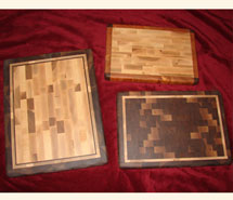Custom Butcher Blocks